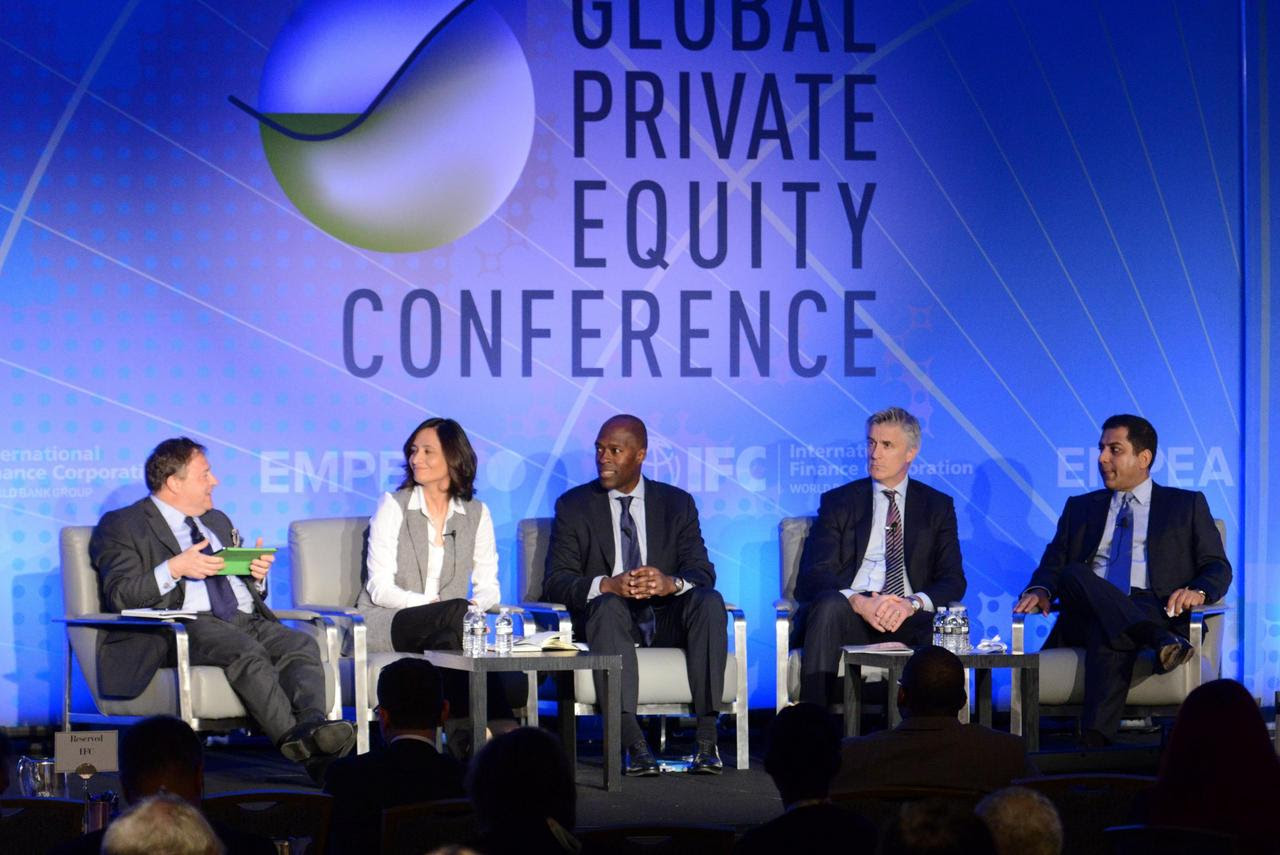 """Can Emerging Markets Private Capital Investments Generate Attractive Returns in a Slow Growth Environment?"" Panel"