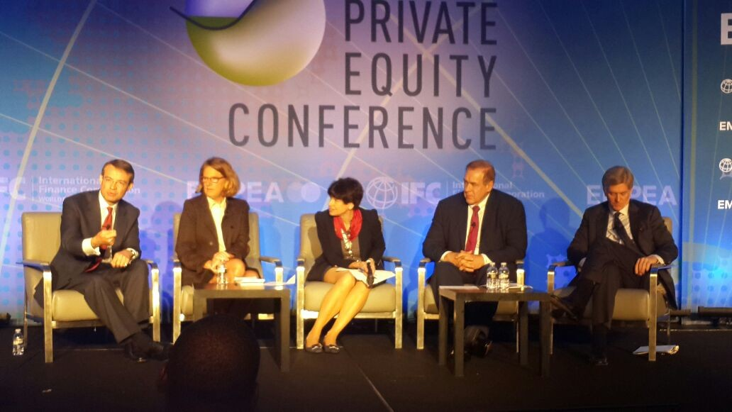 """The Big Picture: How are Global Investors Making Decisions"" Panel"