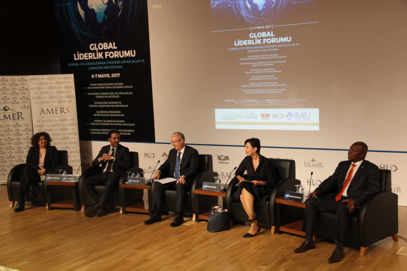 Bahçeşehir University Global Leadership Forum, 6th May 2017