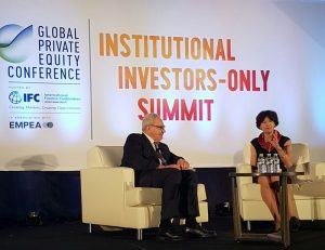 19th Annual Global Private Equity Conference - Philippe Le Houerou