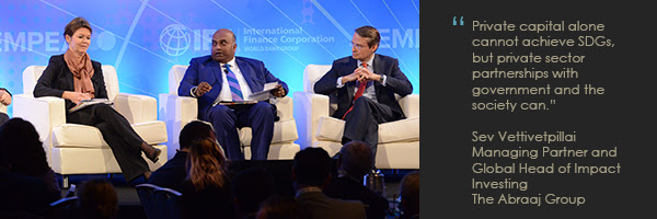 19th Annual Global Private Equity Conference - Sev Vettivetpillai