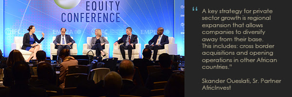 19th Annual Global Private Equity Conference - Skander Oueslati