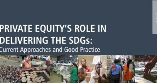 Private Equity's Role in Delivering the SDGs: Current Approaches and Good Practice | EMPEA