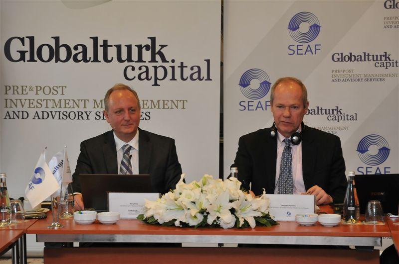 Globalturk Capital ve ABD'li SEAF'ten Türk KOBİ'leri İçin Güç Birliği