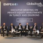 Türkiye ve Çevresindeki Özel Sermaye Fonları Yatırımları / Panel