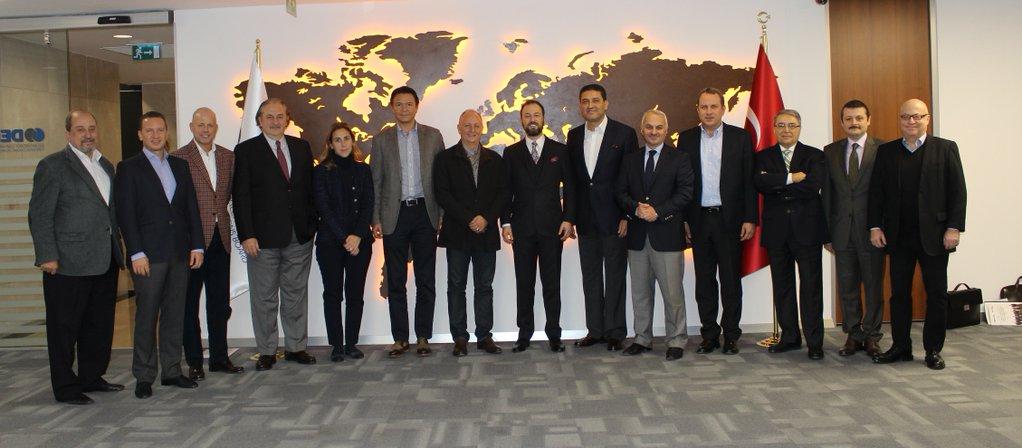 Türkiye-ABD İş Konseyi (TAİK) Yürütme Kurulu, Ekim Alptekin Başkanlığında İlk Toplantısını Gerçekleştirdi