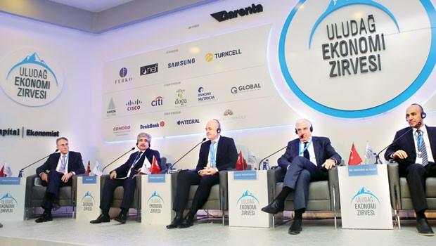 """Uludağ Ekonomi Zirvesi'nden Notlar - 2 - """"Yeni Dünya Düzeni ve Gelecek"""" Paneli"""