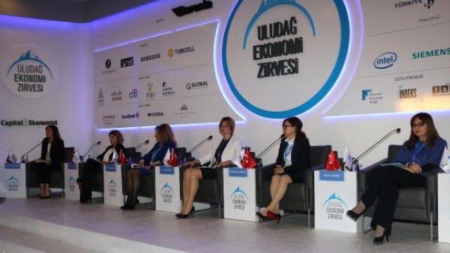 """Uludağ Ekonomi Zirvesi'nden Notlar - 1 - """"İşte Daha Fazla Kadın"""" Paneli"""