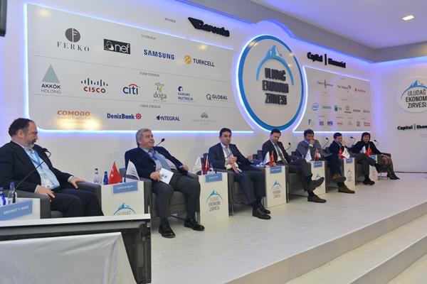 """Uludağ Ekonomi Zirvesi'nden Notlar - 1 - """"Perakende Sektöründe Yeni Dönem"""" Paneli"""