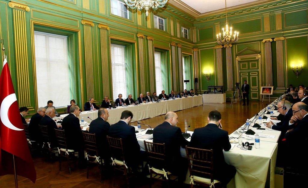 DEİK - TAİK - ISPAT – Yuvarlak Masa Toplantısı