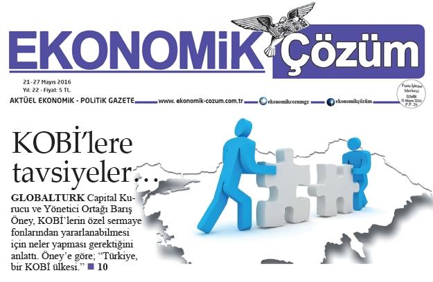 KOBİ'ler Ülkesi Türkiye | Ekonomik Çözüm