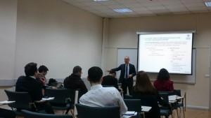 """Barış Öney'in Bahçeşehir Üniversitesi İşletme Yüksek Lisans Programı Kapsamında Verdiği """"Mergers & Acquisitions and Private Equity Funding"""" Eğitiminin 2. Dönemi Başladı"""
