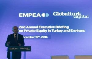 Mehmet Şimşek - Türkiye ve Çevresindeki Özel Sermaye Fonları Yatırımları Etkinliği