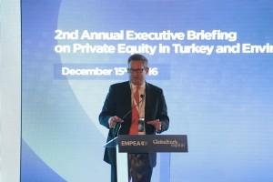 Robert van Zwieten - Türkiye ve Çevresindeki Özel Sermaye Fonları Yatırımları Etkinliği