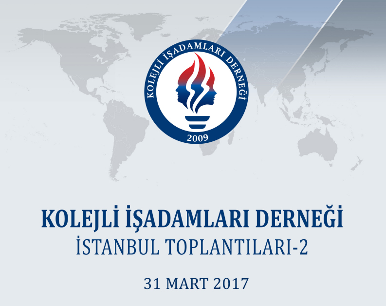 KİD İstanbul Toplantıları - 2 – 31 Mart 2017 | Kid.org.tr