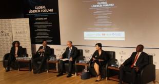 Bahçeşehir Üniversitesi Global Liderlik Forumu, 6 Mayıs 2017