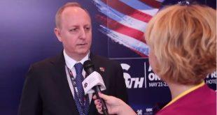 Barış Öney, Turkish-American TV Röportajı