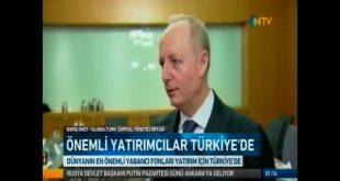 Dünyanın En Önemli Özel Sermaye Fonlarının Yöneticileri Yatırım İçin Türkiye'de | NTV
