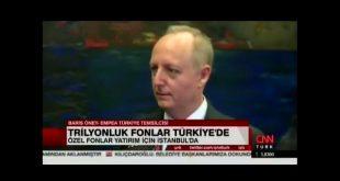 Trilyonluk Varlık Yöneten Fon Temsilcileri Türkiye'de | CNN TÜRK
