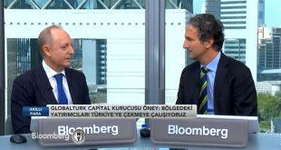 Barış Öney – Bloomberg HT Dubai Röportajı
