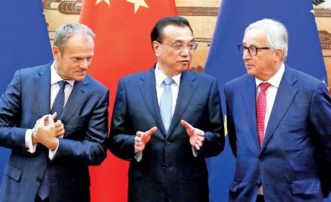 Çin, Yatırımda Dümeni ABD'den Avrupa'ya Kırdı | Dunya.com