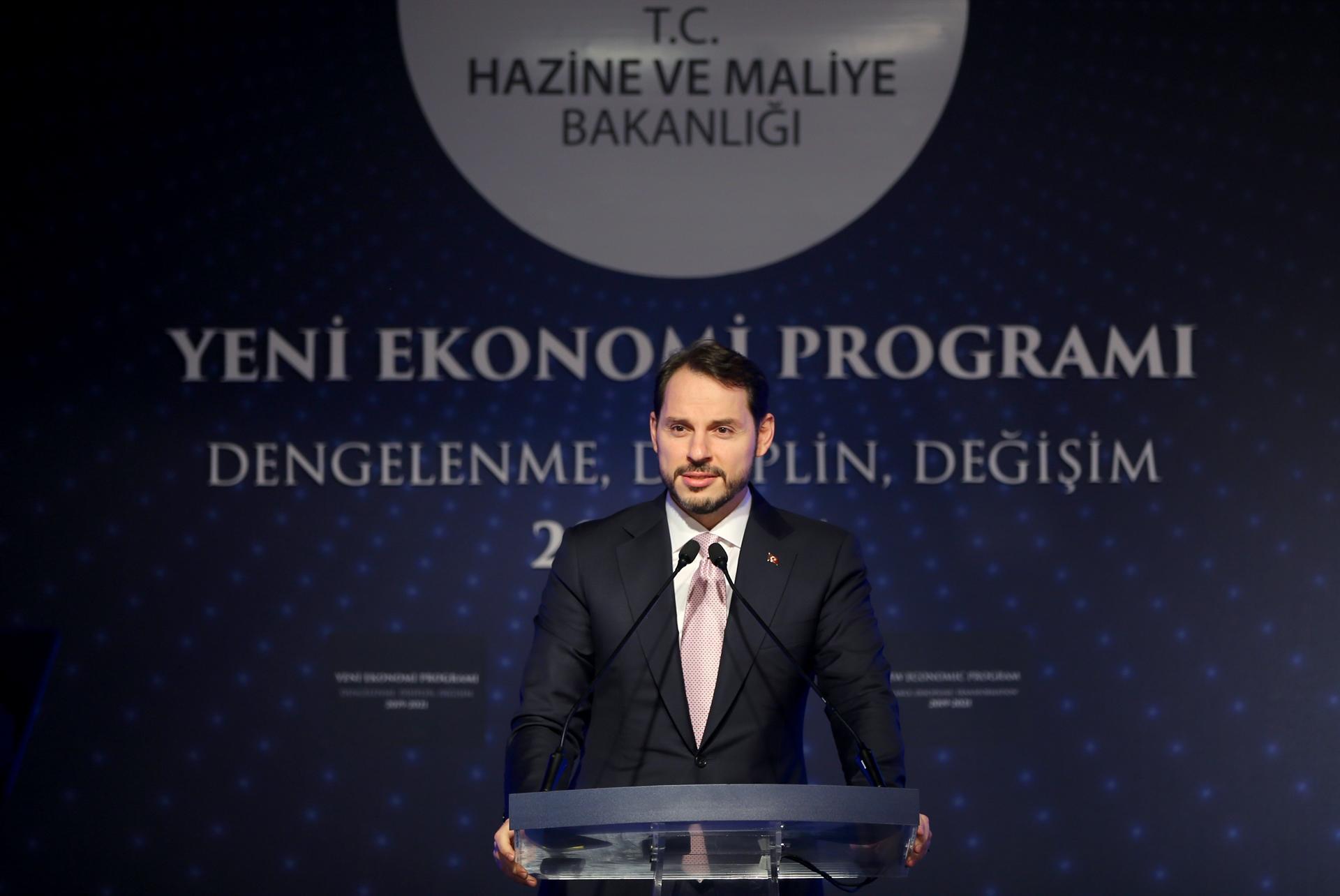 Türkiye Yeni Ekonomik Programda Büyüme Tahminlerini Düşürüyor | Hurriyetdailynews.com