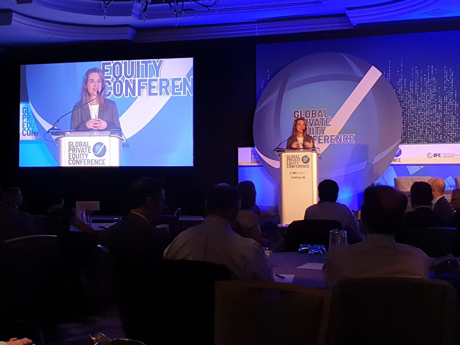 Washington DC'de Gerçekleştirilen 21. IFC-EMPEA Küresel Özel Sermaye Konferansı'ndan Notlar, 13-15 Mayıs 2019