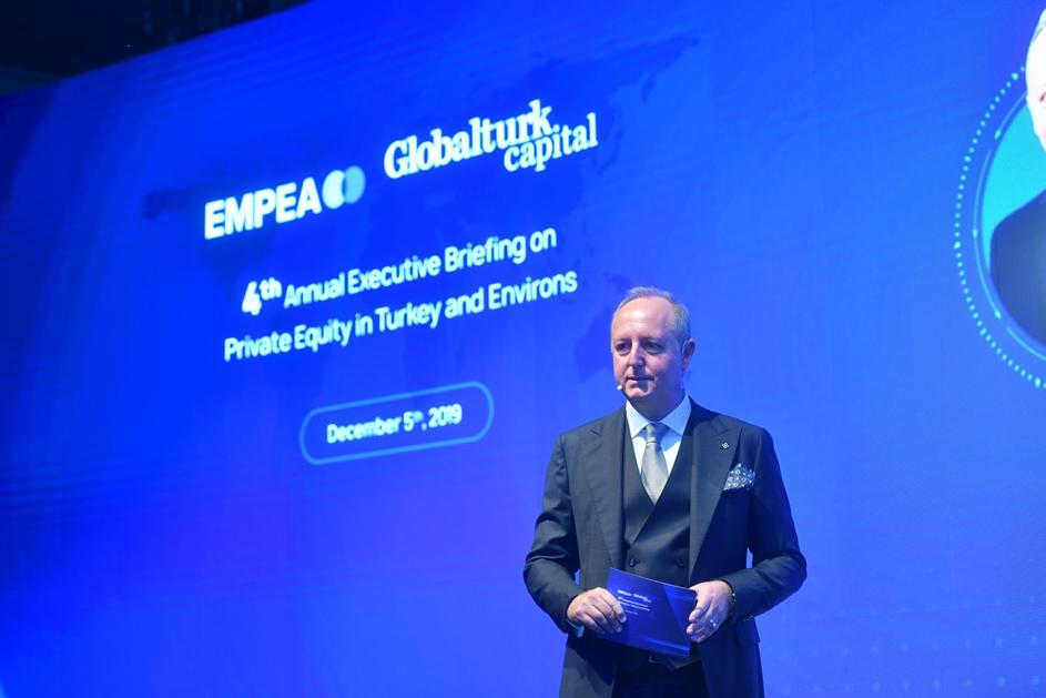Yabancı Özel Sermaye Fonları Türkiye'ye yatırıma 'devam' dedi